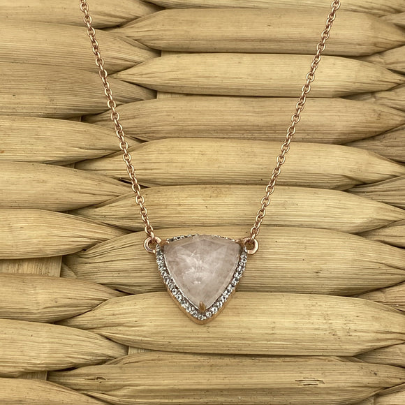 Morganite Necklace 1