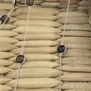 Smokey Quartz Necklace 7