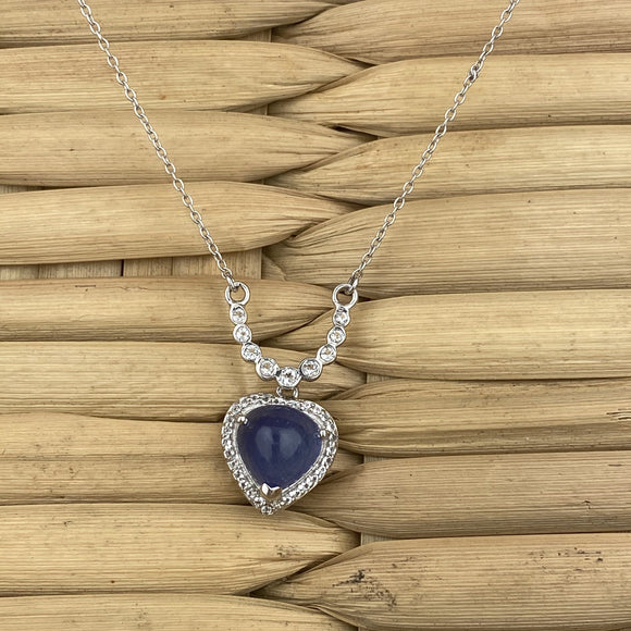 Tanzanite Necklace 4