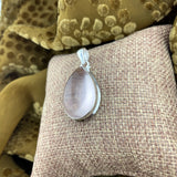 Rose Quartz Pendant 16