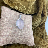 Rose Quartz Pendant 1