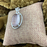 Rose Quartz Pendant 20
