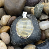 Rutilated Quartz Pendant 10