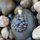 Smokey Quartz Pendant 20
