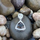 Smokey Quartz Pendant 25