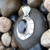 Smokey Quartz Pendant 6