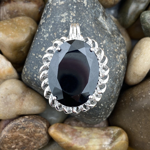 Spinel Pendant 14