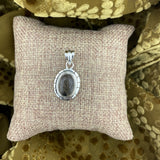 Tourmalated Quartz Pendant 21
