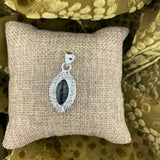 Tourmalated Quartz Pendant 29