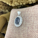 Tourmalated Quartz Pendant 5