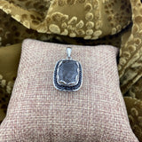 Tourmalated Quartz Pendant 8