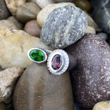 Chrome Diopside Ring 50