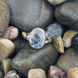 Dendritic Agate Ring 2