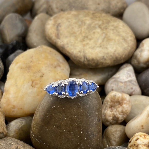 Kyanite Ring 8