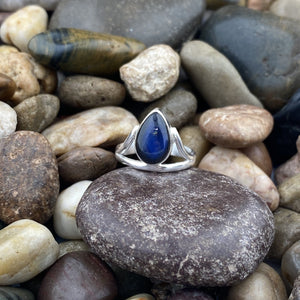 Labradorite Ring 14