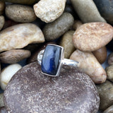 Labradorite Ring 15
