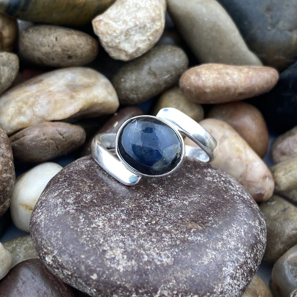 Labradorite Ring 17