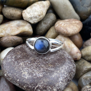 Labradorite Ring 28