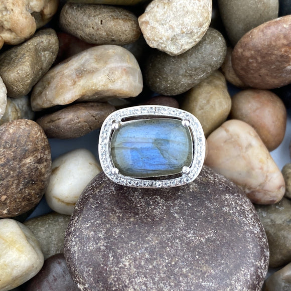 Labradorite Ring 5