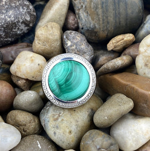 Malachite Ring 7