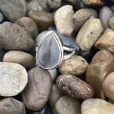 Rose Quartz Ring 10