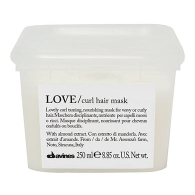 LOVE Curl Mask - Fusion 3 Salon