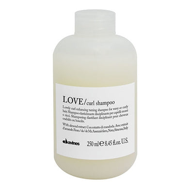 LOVE Curl Shampoo - Fusion 3 Salon