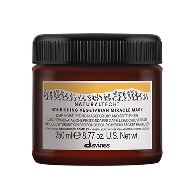 NaturalTech Nourishing Vegetarian Miracle Mask - Fusion 3 Salon