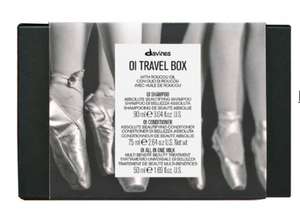 Oi Travel Box with All in One Milk - Fusion 3 Salon