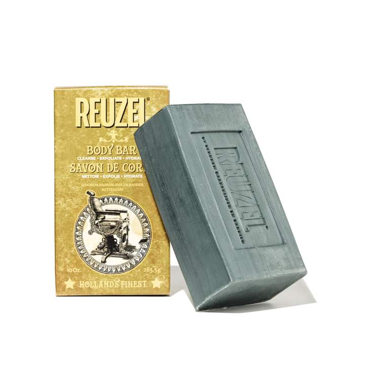 Reuzel Body Bar Soap 10oz - Fusion 3 Salon