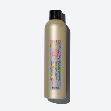 This Is An Extra Strong Hairspray - Fusion 3 Salon