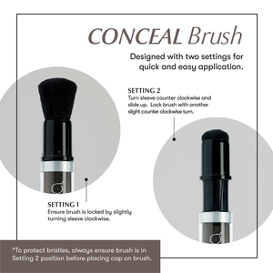 Eufora Conceal Root Touchup - Pickup ONLY! - Fusion 3 Salon