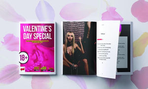 Erotic Poetry Valentine's Day Special - Kiiroo Magazine