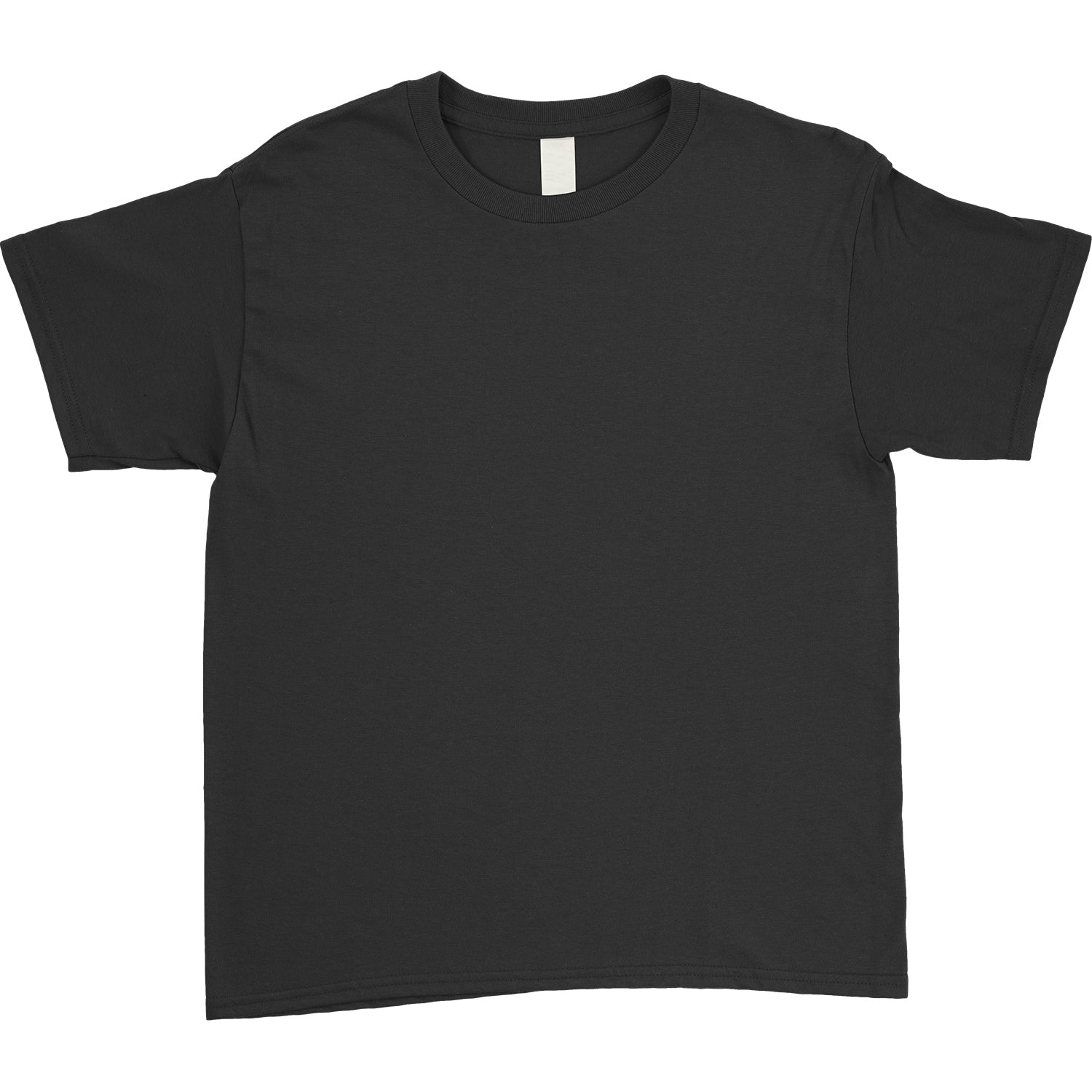 Youth Short Sleeve Tee - Black
