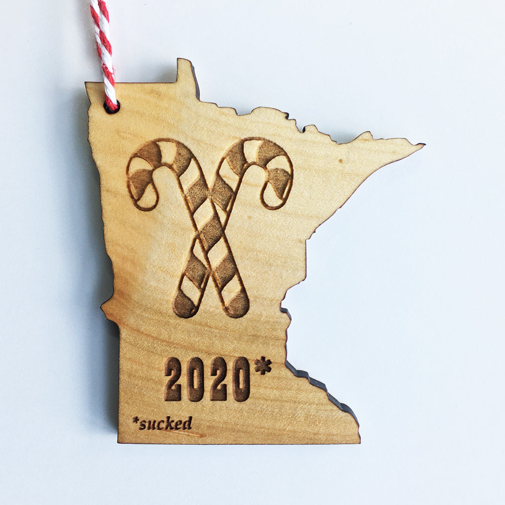 2020 Sucked! MN Ornament