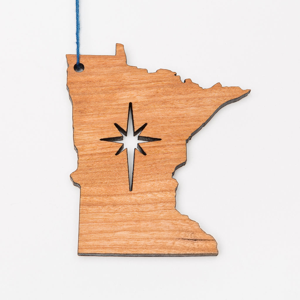 MN North Star Ornament or Magnet