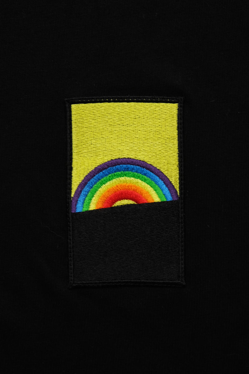 Rainbow Patch T-Shirt