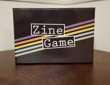 Load image into Gallery viewer, Zine Game