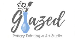 Glazed Pottery Painting & Art Studio