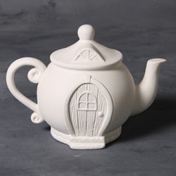 Tea Pot Fairy House