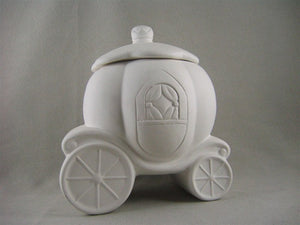Pumpkin Carriage Box