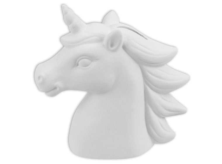 Pretty Patty Unicorn Bank