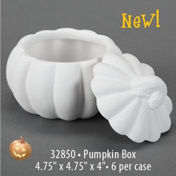 Pumpkin Box Small