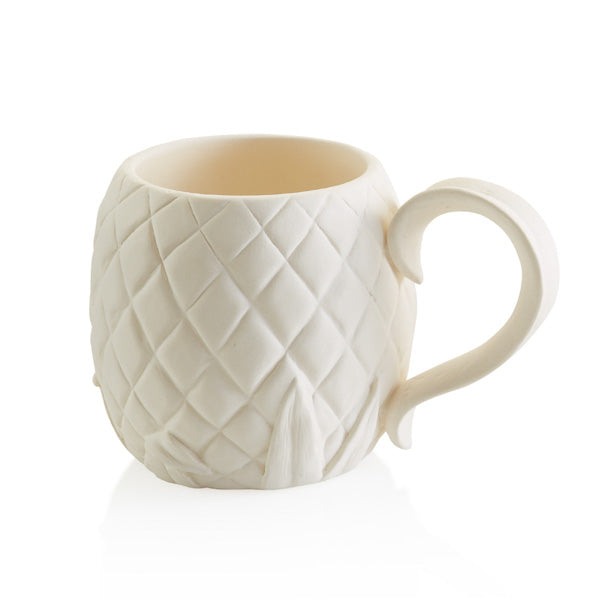 Short Pineapple Mug