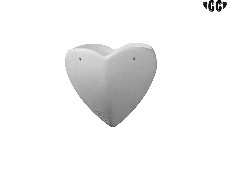 Hanging Heart Air Planter