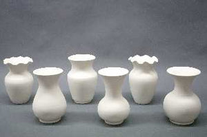 "6.5"" Small Vase Assorted"