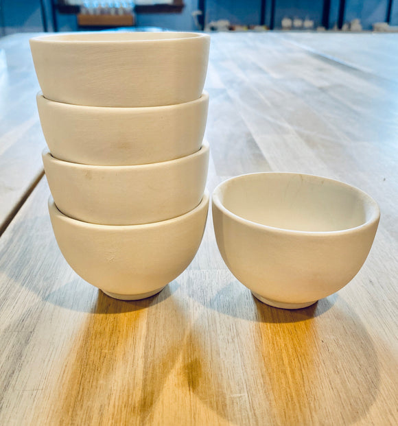 Footed Zen Tea Cup