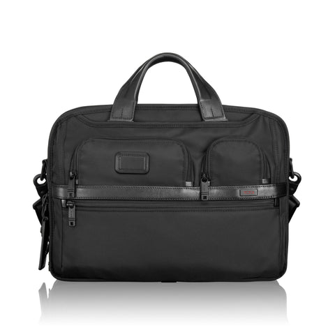 Tumi Alpha 2 T-Pass® Medium Screen Laptop Slim Brief