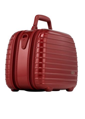 Rimowa Salsa Deluxe Beauty Case - Oriental Red
