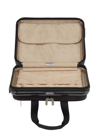 Rimowa Salsa Deluxe Hybrid Notebook - Granite Brown